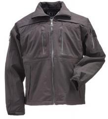 5.11 Sabre Jacket - Black, Coyote Brown, and Dark