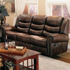 Aiden Traditional Reclining Sofa