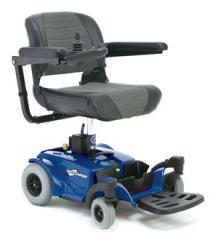 Pride GoChair Power Wheelchair