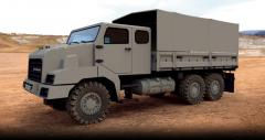 Mack® Sherpa Medium Tactical Trucks