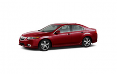 2012 Acura TSX Special Edition 5-Speed Automatic