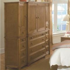 Summer Retreat Tropical Twelve Drawer Dresser