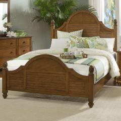 Culler Palmetto Place Tropical Twin Bed