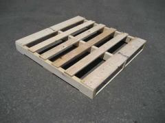 Custom Wood Pallets