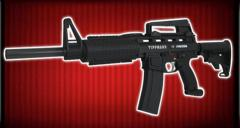 X7 Phenom M16 Edition Painball Markers