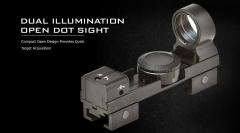 Tiberius Arms Dual Illumination Open Dot...