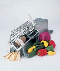 Multi-Use Air-Powered Vegetable Cutter