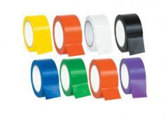 Solid Color Vinyl Safety Tape