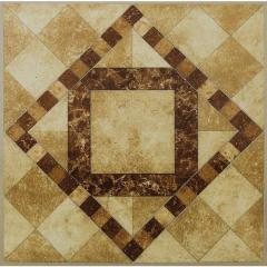 "12"" X 12"" Travertine Mosaic"