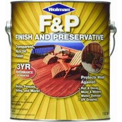 Wolman® F&P® Wood Finish And Preservative