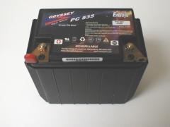 HD Sportster, Dyna, side box, YB16-B Battery