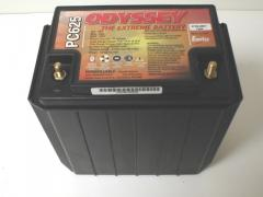 PWC battery - black case, interchangeable with