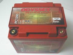 Hawker Odyssey DryCell Batteries