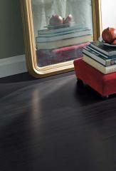 Midnight Black Bamboo Flooring