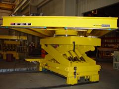 High Capacity Material Lifts