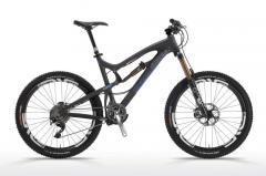 SantaCruz Nomad Carbon Bike