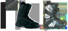 Snowjam Phoenix Boots