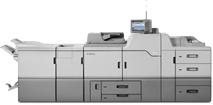 Production Printing System Ricoh Pro C751