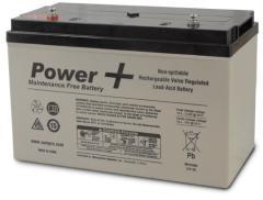 Power + Maintenance Free Batteries