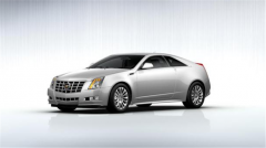 2013 Cadillac CTS Coupe Car
