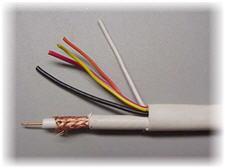 Custom Coaxial & Twinaxial Cables