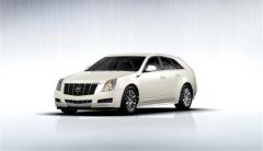 2012 Cadillac CTS Wagon Car