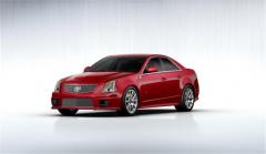 2013 Cadillac CTS-V Sedan CTS-V Sedan Car