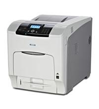 Color Printer Savin CLP37 DN