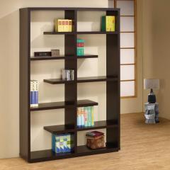 Bookcases Cappuccino Bookshelf