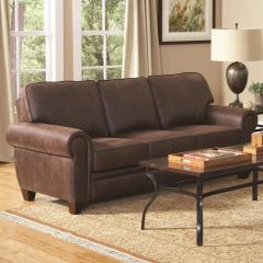 Bentley Elegant and Rustic Family Room Sofa