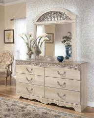 Catalina Dresser with Mirror