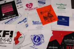 Custom Printed Trade Show Poly Bags