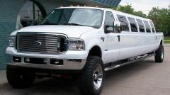 Ford F-350 - Monster Truck Limo