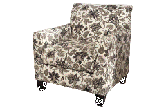 Caroline - Sepia armchair