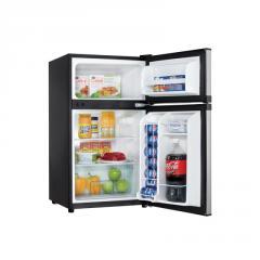 Dual Door Compact Fridge with Freezer Danby