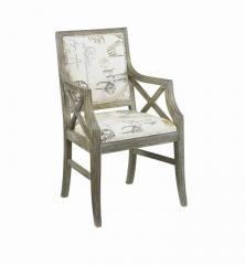 Hammary Hidden Treasures Accent Chair