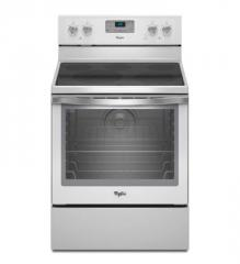Electric Range with AquaLift™ Self-Clean