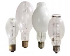 Safety-Coated High Intensity Discharge (HID) Lamps