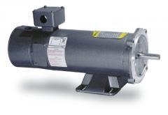 Integral Tachometer DC Motor