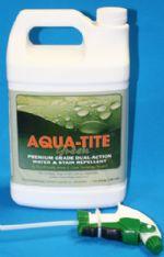 Aqua-Tite Green Fabric Protectant