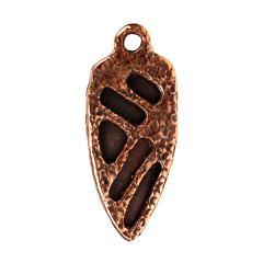 Bronze Pendant (Solid Bronze)