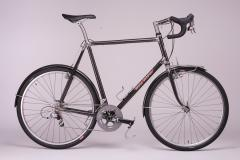 Custom Bruce Gordon Road Frames and Bikes