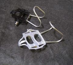 White Industries Pedals with SS Clips