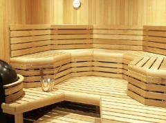 Finnleo Custom-Cut Sauna
