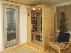 Finnleo B-Series Far-Infrared Sauna
