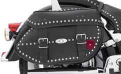 Heritage Style Saddlebag Kit