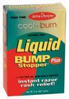 Liquid Bump Stopper Plus Instant Razor Rash Relief