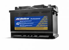 Batteries \ ACDelco Professional Gold