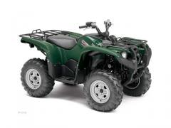 2013 Yamaha Grizzly 700 FI Auto. 4x4 EPS ATV