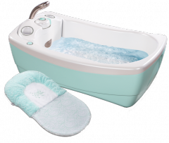 Lil' luxuries® whirlpool, bubbling spa